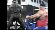 Markus Ruhl Back Workout