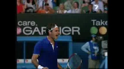 Roger Federer Tribute