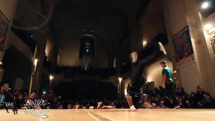 Breakdance Battle Of The Year 2010