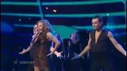 Норвегия - Guri Schanke - Ven a bailar conmigo - Евровизия 2008 - Полуфинал - 18 място