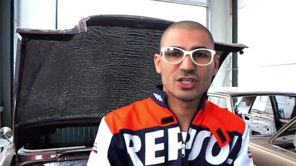 Gangsta Man - Бачкам, бачкам