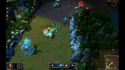 League of Legends - Nunu Gameplay