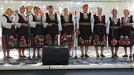 Фолклорна група Зора - Мама на Стоян думаше Hd