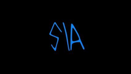Sia - Chandelier [ Lyric Video ]