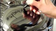 Фолио с хром ефект на огледалата за обратно виждане