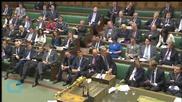 United Kingdom Delays EU Vote As Concession to MP Concerns