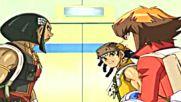 Yu - Gi - Oh ! Gx Epizod 122 Ноща на живите дуелисти Bg Audio
