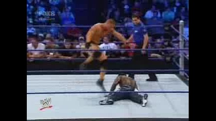 Smackdown 29.08.08 - Kenny Dykstra Vs R - Truth