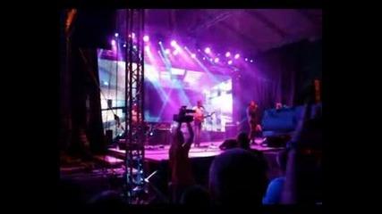 Hari Mata Hari - Strah me da te volim (live) Kyustendil 28.06.2014
