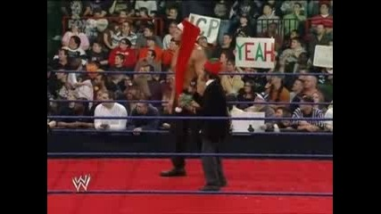 5.12 Smackdown Khaliss Holiday Kiss Cam