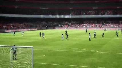 Fifa 13   Arsenal's New Away Kit