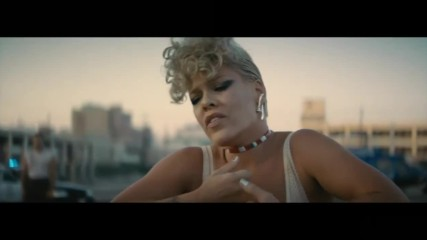 P!nk - What About Us ( Официално Видео )