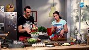 Зелена салата с риба тон и маслини - Бон Апети (08.05.2018)