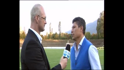 Балъков: Доволен съм, искам да играем все по-добре