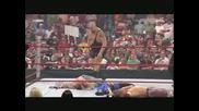 Wwe (hd) - John Cena & Chavo Guerrero vs The Big Show & The Miz