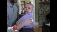 Лудо бебе фенче на Notorious B.i.g. :d