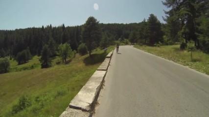 Обиколка на България с колело 2014 част първа