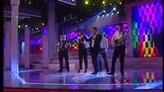 Pantersi & Jelena Kalat - Zato lomi - ( Tv Grand 20.05.2014.)