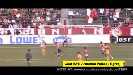 Best Goals of the Year / Melhores Golos do Ano (2008/2009)