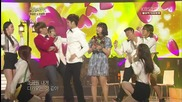 (бг превод) Super Junior Ryeowook - 100m Before I Meet Her Immortal Song 2 120811