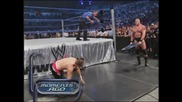 Brock Lesnar vs Zach Gowen Smackdown 2003 ( Направо го разби )