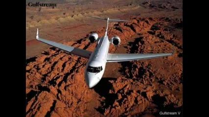 Gulftstream Th3 B3st Buisness Aiplane