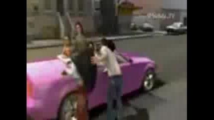 Coca Cola - Grand Theft Auto