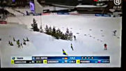 Второ място за Владимир Илиев на 20км Индивидуално от Сп в Йостерсунд Швеция 2019
