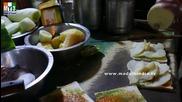 Бърза Храна на улицата .. Aloo Sandwich - Bread Aloo Sandwich