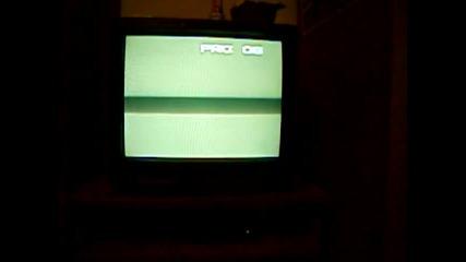 Tv Aiwa Tv - 2102 при подаване на Av сигнал