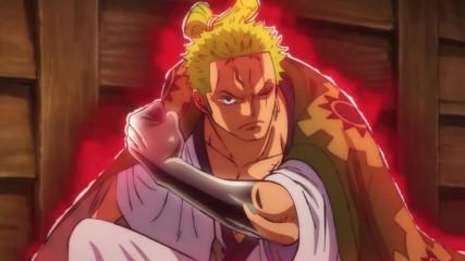 One Piece - 922 ᴴᴰ