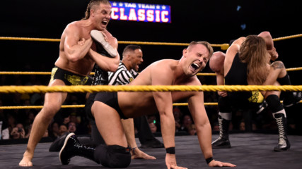 Matt Riddle & Pete Dunne vs. Imperium – Dusty Rhodes Tag Team Classic Semifinal Match: WWE NXT, Jan. 22, 2020