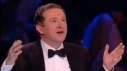 Ребека вдига на крака цялата зала със своето изпълнение! The X Factor Final