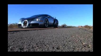 Veyron достигна 362 км/ч на аутобан