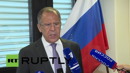 Австрия: 'Ядрената сделка с Иран ще премахне всички санкции' - Лавров
