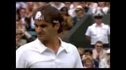 Wimbledon 2008 : Федерер - Анчич