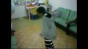 Boy Moon Dance