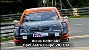 Opel Astra V8 Dtm - Klaus Hoffmann - Bergrennen Mickhausen 2012