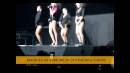 Rihanna И Pussycat Dolls В Белгия