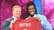 Robert Griffin III -- My Baby Has Arrived, But Won't Be RG4