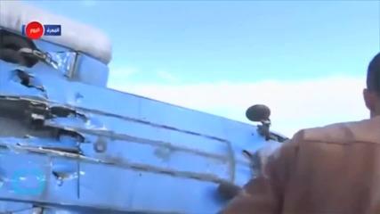 Britain Says Footage Exposes Assad's Lies