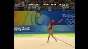 Анна Бесонова - Олимпиада 08, Бухалки