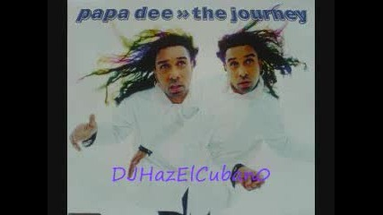 Papa Dee The - Journey