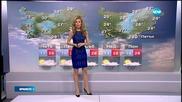 Прогноза за времето (03.06.2015 - централна)
