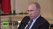 Russia: FIFA arrests a US attempt to thwart Blatter re-election - Putin