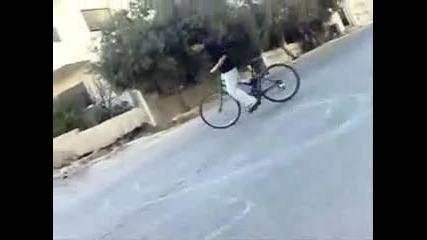 Дрифт с колело