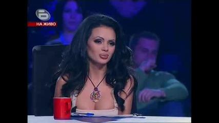 Александра - Music Idol 3 (13.04.09)