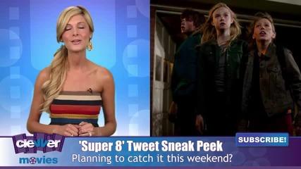 Paramount & Twitter Teaming Up For Super 8 Sneak Peek Screenings