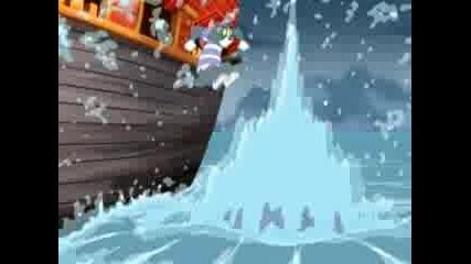 Tom & Jerry - Pirates
