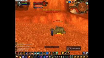 Wow 2.4.3 Rafo Fire Mage